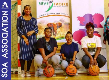 3ème édition de l'Afrobasket co-organisé par Rêve d'Ivoire et Nzangue International