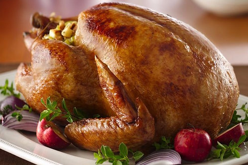 Reserve your Christmas Turkey