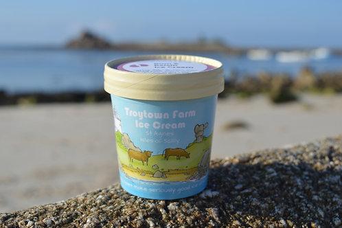 120ml Troytown ice cream selection