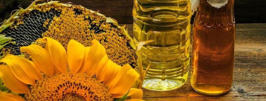 Соняшникова олія рафінована