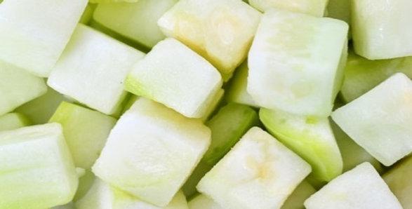 Заморожений кабачок (кубик)