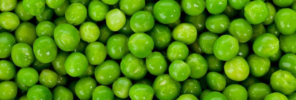 Заморожений горох зелений
