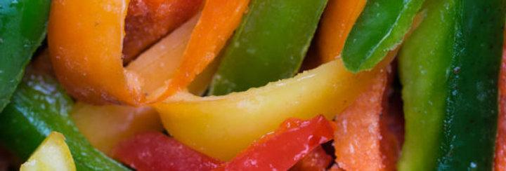 Заморожений перець (соломка)
