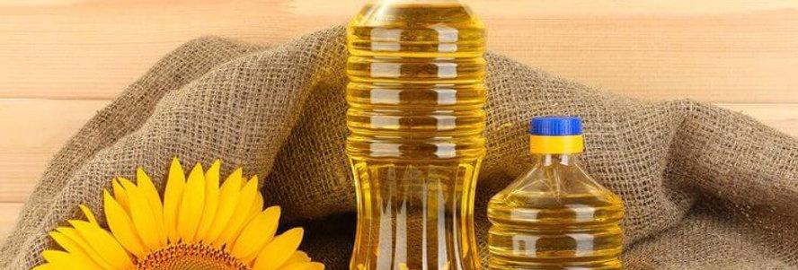 Соняшникова олія нерафінована