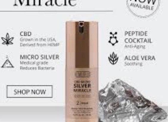 CBD Micro Silver Miracle Lotion