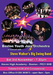 BJYO & Steve Walker Band_Haven High Scho
