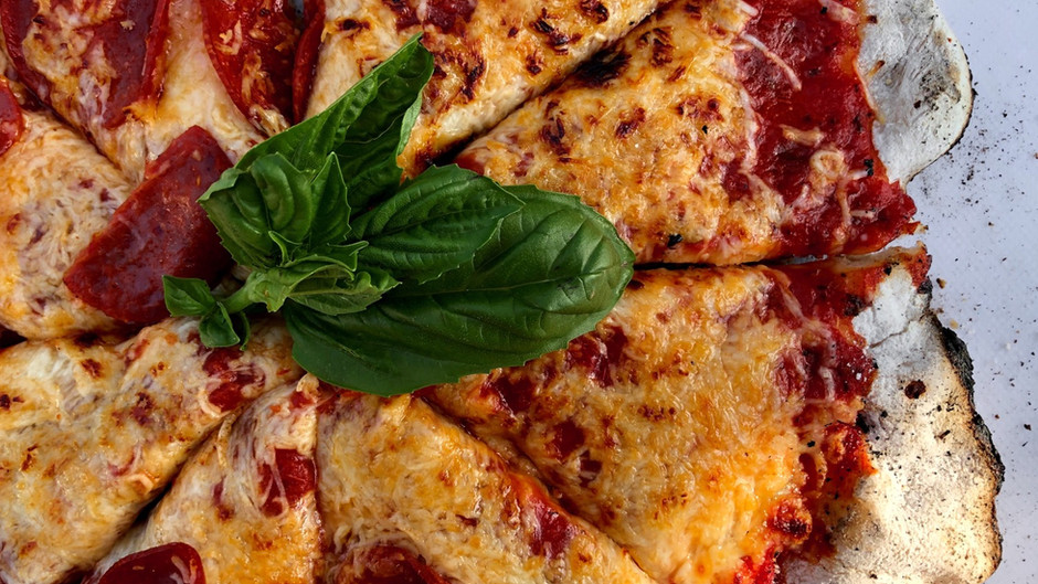 Recipe: The Absolute Best Gluten Free Grilled Pizza