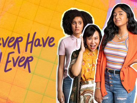 Netflix lance sa nouvelle série : Never Have I Ever !