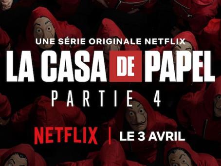 La Casa de Papel partie 4 : Récap complet des précédentes saisons !