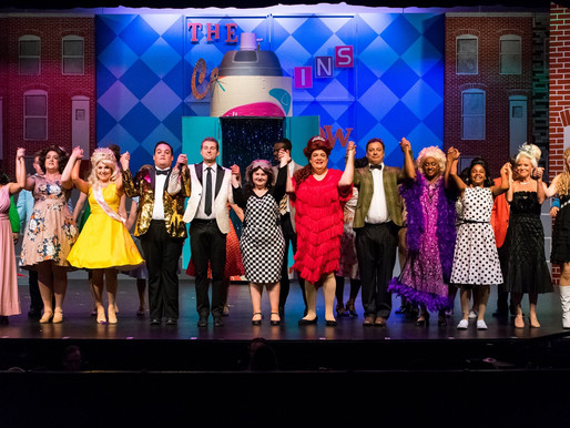 RMT's Hairspray receives 10 WATCH Nominations!
