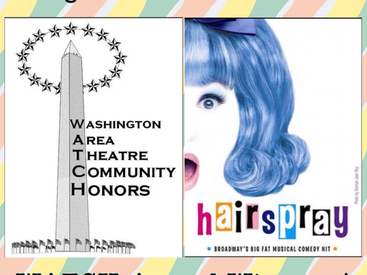 RMT's Hairspray Wins 2 WATCH Awards