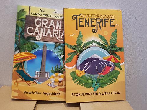 Tenerife og Gran Canaria