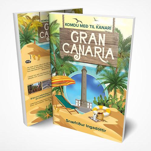Gran Canaria - Komdu með til Kanarí