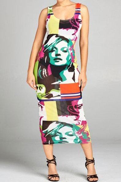 Kate M Dress