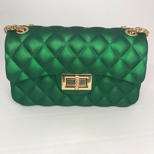 Jelly Mini Purse (Green)
