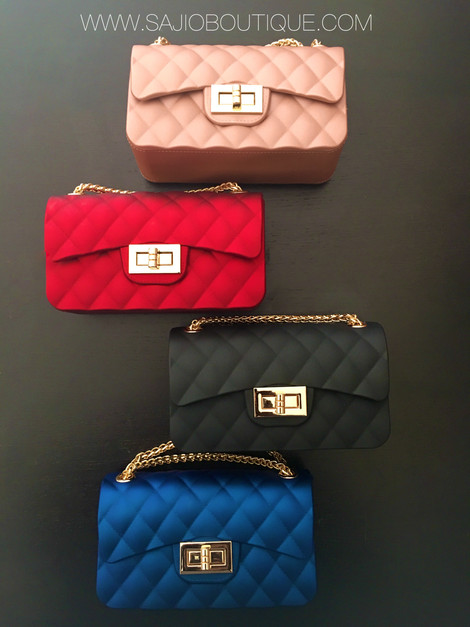 Get the Look: Jelly Crossbody Bags