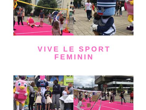VIVE LE SPORT FEMININ