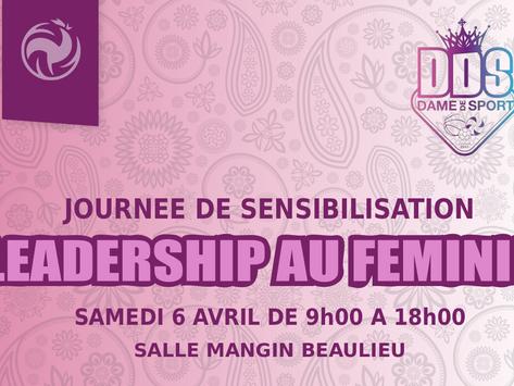 Inscription : Journée Leadership au Féminin