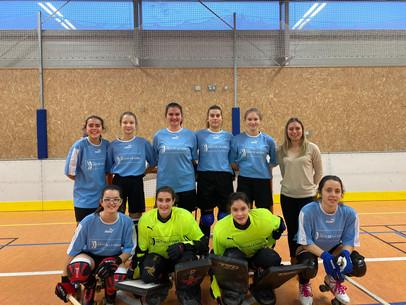 Direction les championnats d'Europe pour la sélection Pays de la Loire U17 de Rink hockey !