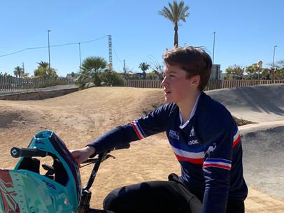 Entretien avec Emma JOUTEAU, véritable virtuose du guidon en BMX