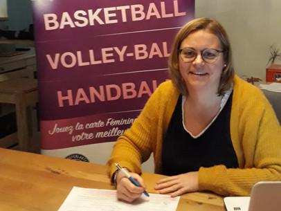 L'Association Nantaise de Rugby Féminin rejoint à son tour Dame de Sport !