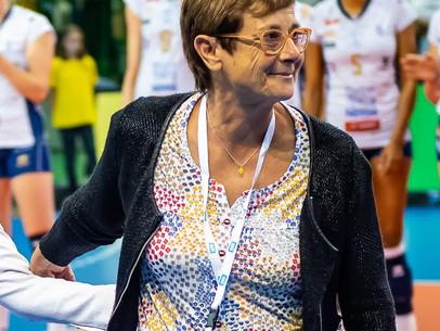 Entrevue avec Monique BERNARD - Présidente du VBN