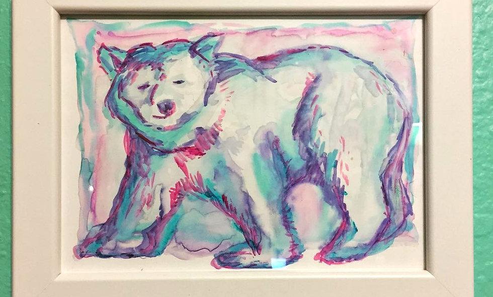 Animal Series: Save the Polar Bears