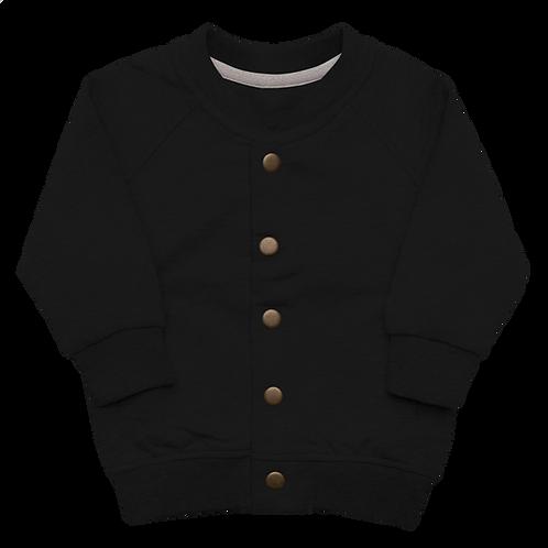 Diark's Baby Organic Bomber Jacket