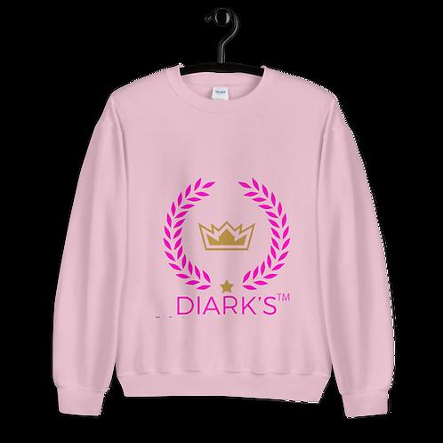 Diark's P'ink for Breast Cancer Unisex Sweatshirt