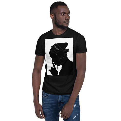 C Silent Short-Sleeve Unisex T-Shirt