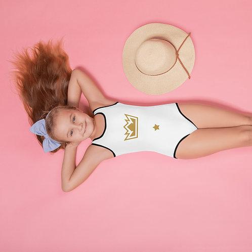 Diark's #Brand Kids Swimsuit