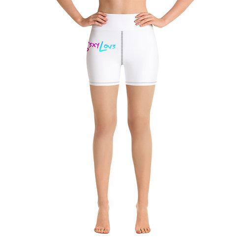 S3xyLov3 Yoga Shorts
