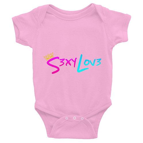 S3xyLov3 Infant Bodysuit