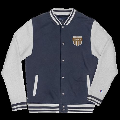 Diark's Brand Champion Bomber Jacket