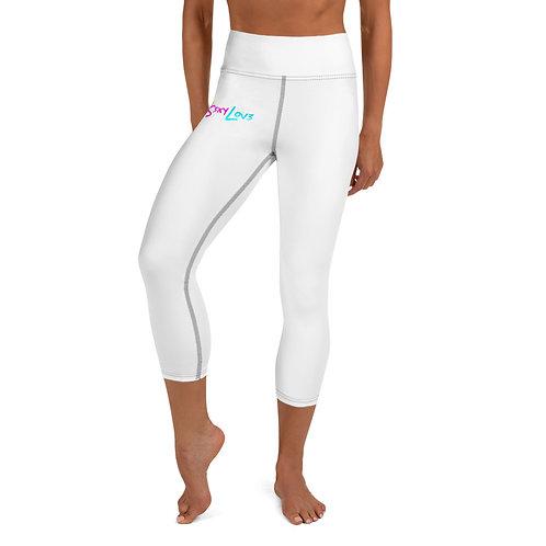 S3xyLov3 Yoga Capri Leggings