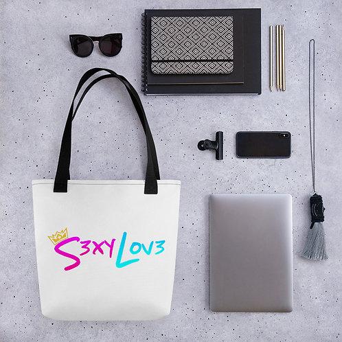 S3xyLov3 Tote bag