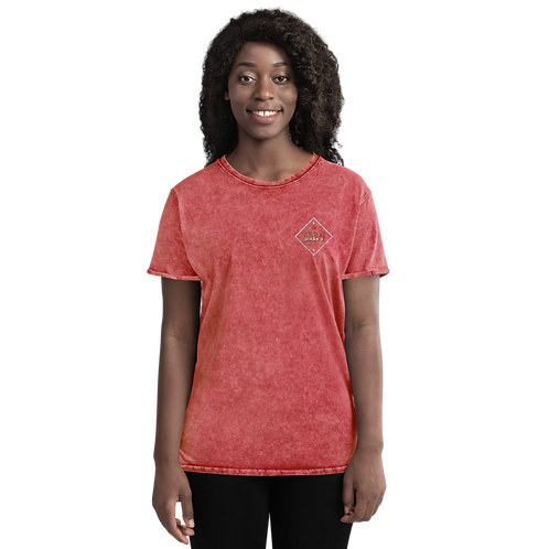 Diark's Angel Diamond Denim T-Shirt