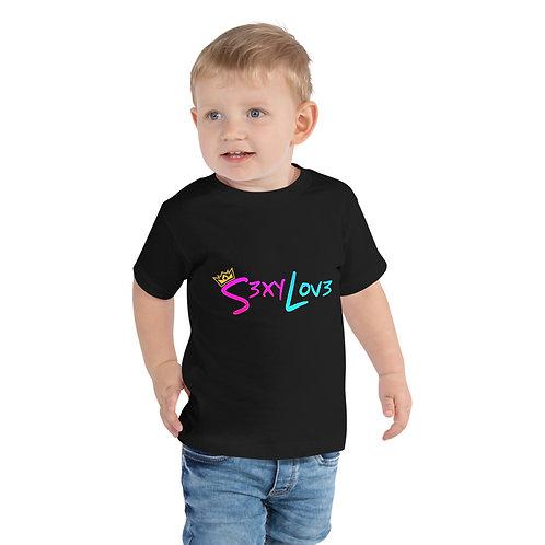 S3xyLov3 Toddler Short Sleeve Tee