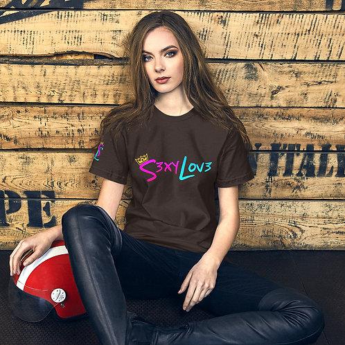 S3xyLov3 Short-Sleeve Unisex T-Shirt