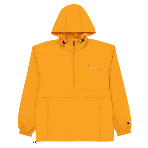 Diark's Embroidered Champion Packable Jacket