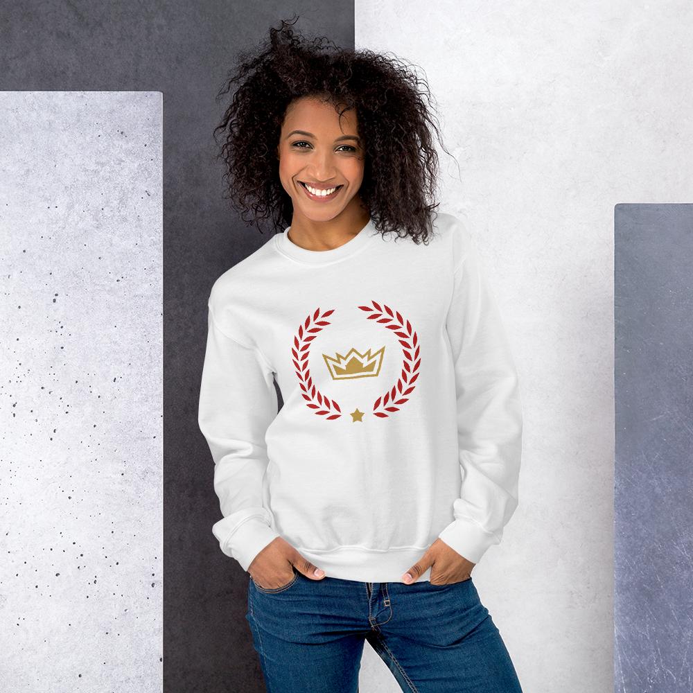 unisex-crew-neck-sweatshirt-white-front-