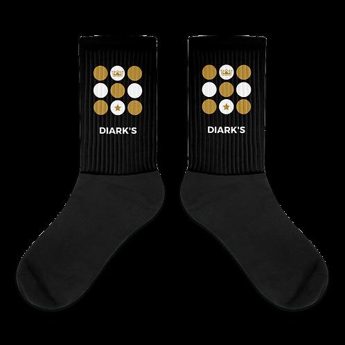 Diark's Black Socks