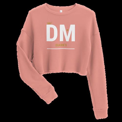 DM Bold Crop Sweatshirt