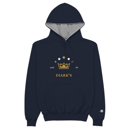 Diark's Brand Champion Hoodie
