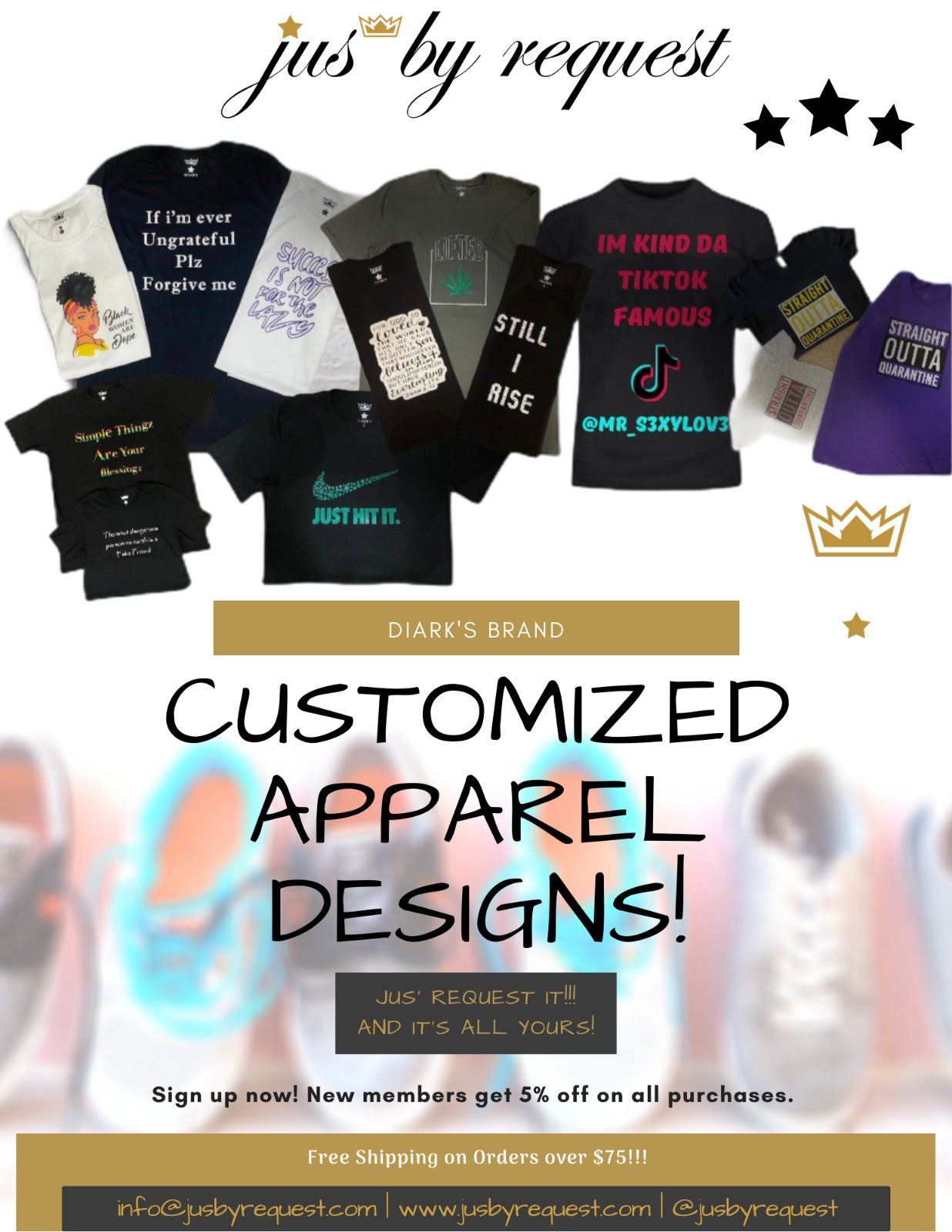 Customized Designs
