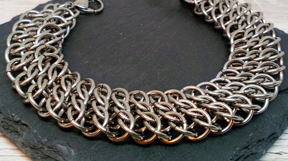 GSG Chainmaille Bracelet