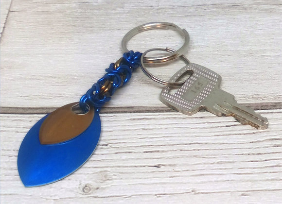 Dragon Scale Key ring
