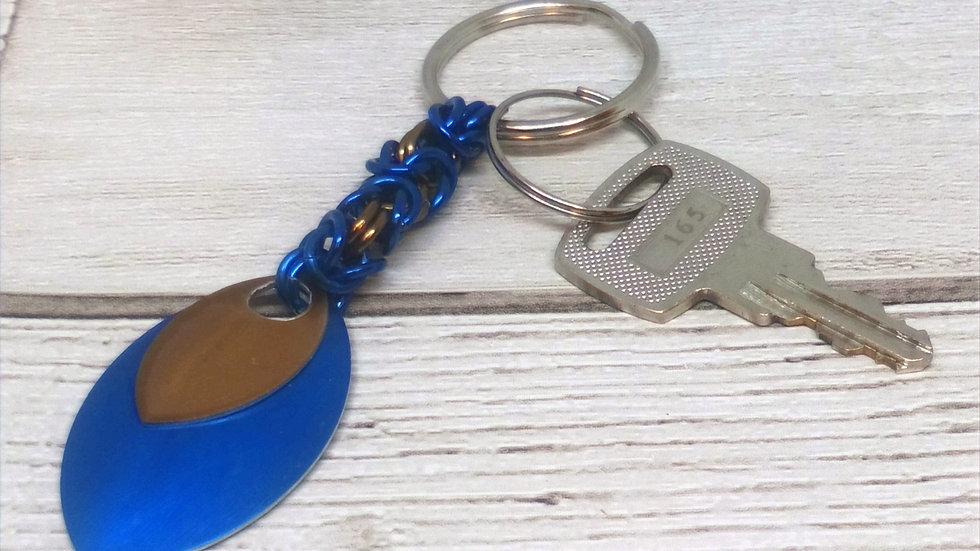 Dragon Scale Key ring