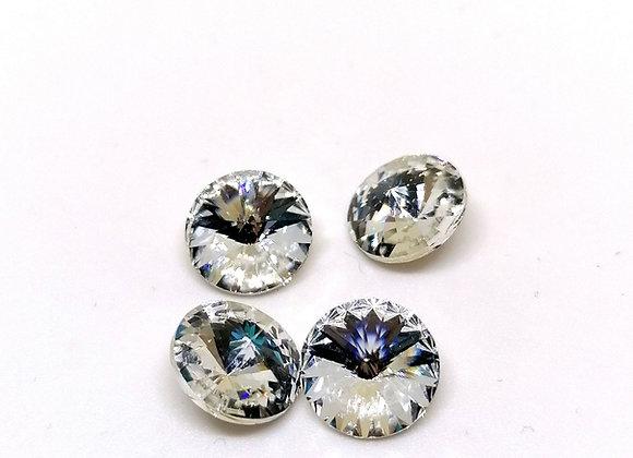 Preciosa Rivoli Chaton Crystals (SS39 / 8.3mm)