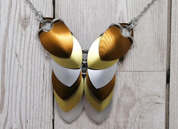 Scale Necklace
